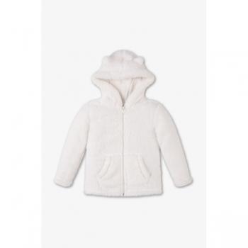 Куртка меховая с капюшоном (1 год, 5 лет)