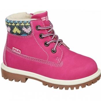 Ботинки зимние розовые (Германия)