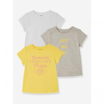 Набор 3 футболки на 7-8 лет Франция