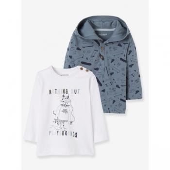 Толстовка+футболка